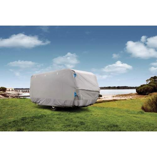 Camec 16-18ft (4.8m-5.4m) Caravan Cover***