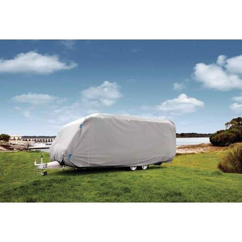 Camec 18-20ft (5.4m-6m) Caravan Cover***