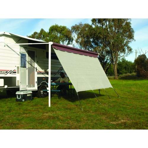 Camec 1 Rope 2.8x1.8m Privacy Screen ***