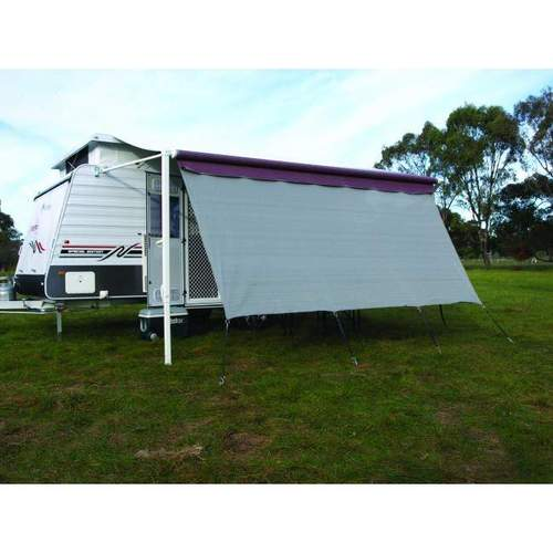 Camec 2 Rope 3.4x1.8m Privacy Screen