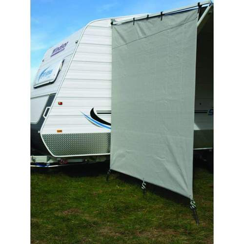 Camec 2.1x2.05m Awning Privacy End