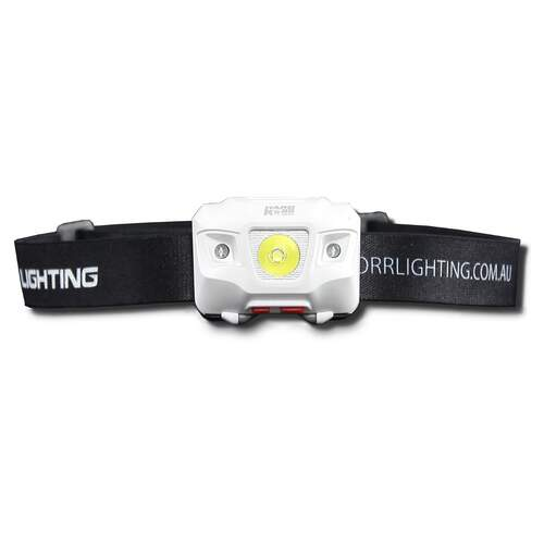 Korr Lighting T335 LED Head Torch - 335 Lumens