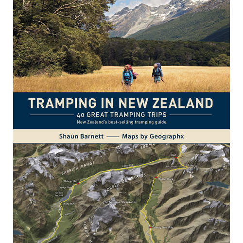 Hiking and Tramping In New Zealand Guide 2nd Ed