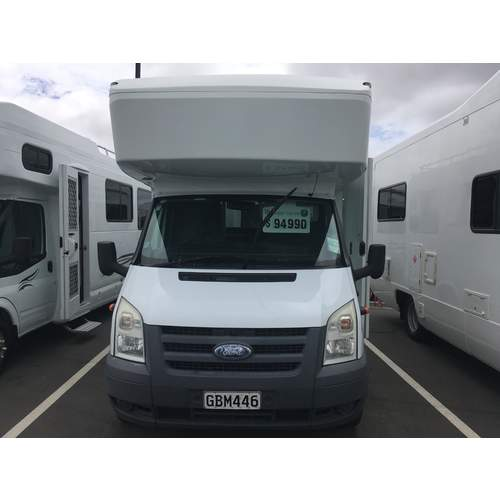 2011 KEA Dreamtime F680 4 Berth