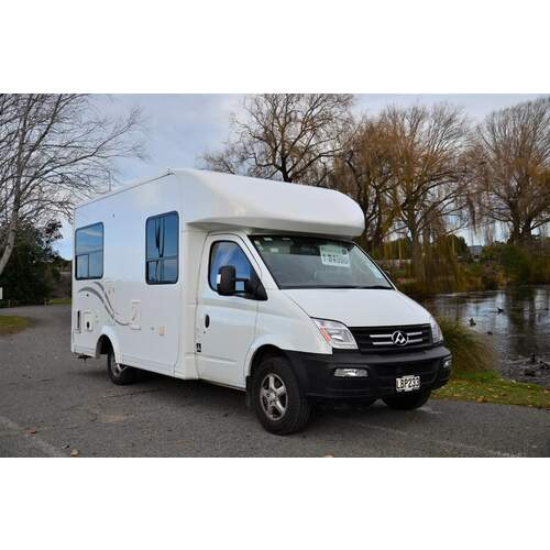 2017 KEA Breeze L640 4 Berth