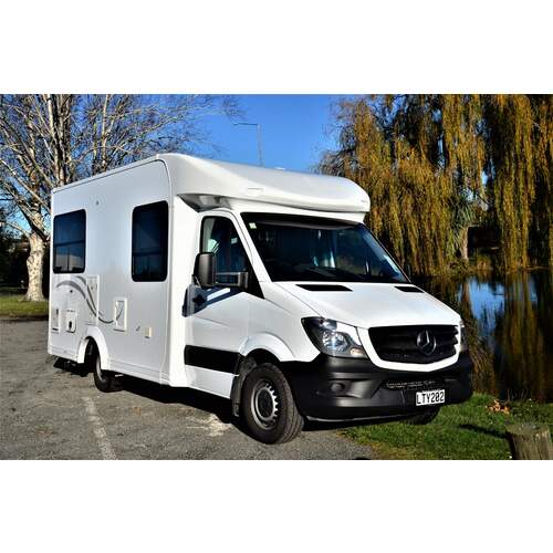 Used Motorhomes For Sale | RV Super Centre NZ