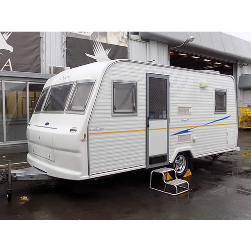 2009 C1 Munro Oxford Road Cabin 4 Berth Caravan