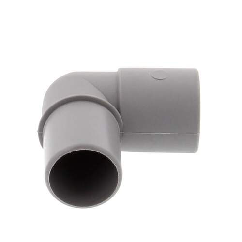 RVSC Waste 90 Degree Male/Female 28mm Connector