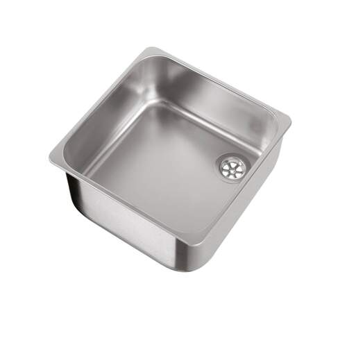 CAN Stainless Steel Sink Square 360 x 360mm