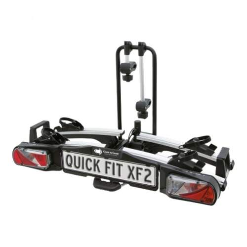 Coast RV Quick Fit XF2 Folding Bike Rack