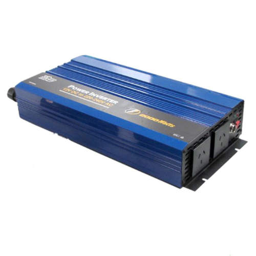Power Train Pure Sinewave Inverter 2000W