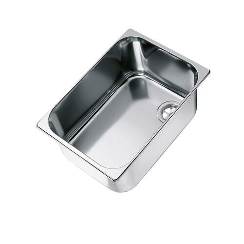 CAN Rectangular Stainless Steel Sink