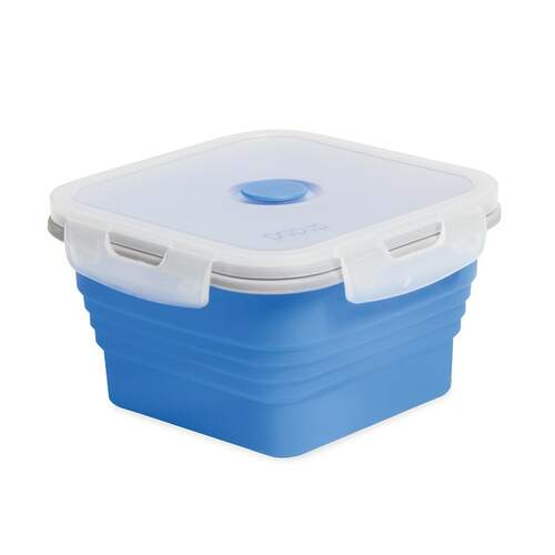 Companion Pop Up Food Containers Small Blue