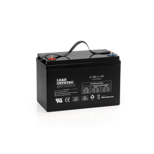 Betta Batteries Lead Crystal Battery 12v/100AH