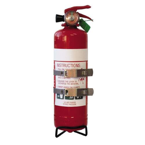 Orca Dry Powder Extinguisher Auto/Recreational 1kg