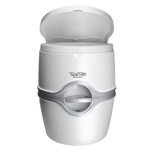Thetford Porta Potti 565E with Electric Flush 21L