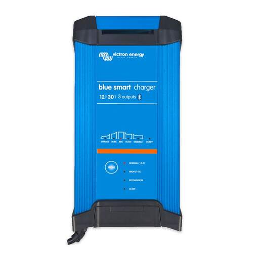 Victron Blue Smart IP22 Battery Charger 1 Output 12V/30A