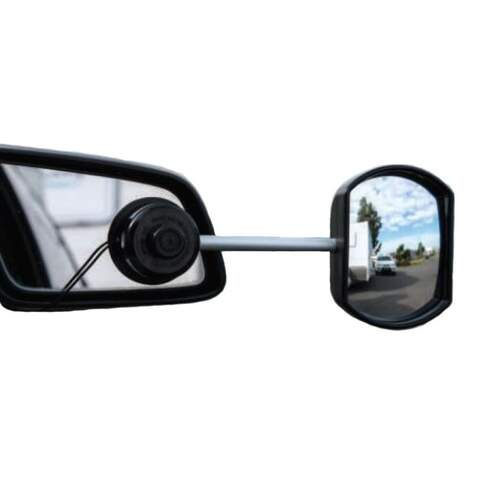 Camec Suction Single Towing Mirror