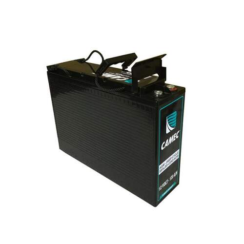 Camec AGM Deep Cycle 12v Slim Battery - 120AH