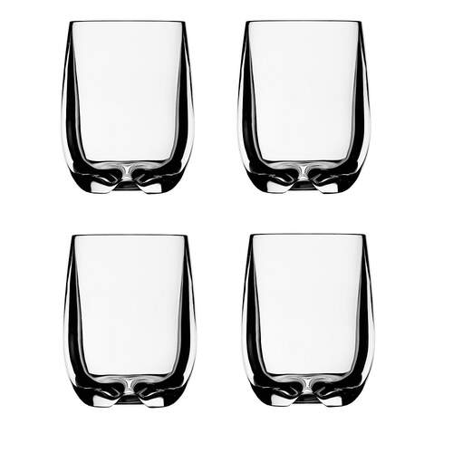 Strahl Design Stemless Wine Glass 247ml 4pk