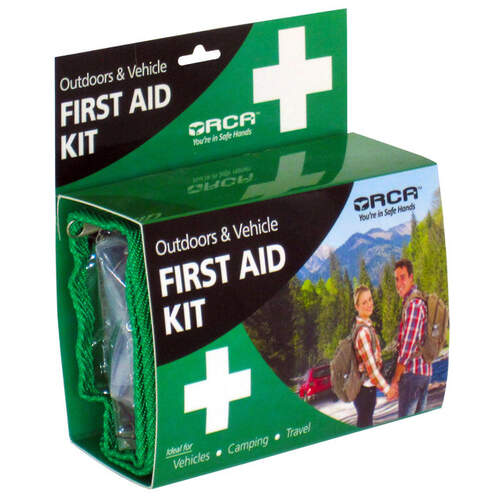 Orca First Aid Kit Outdoors/Vehicle 42 pieces